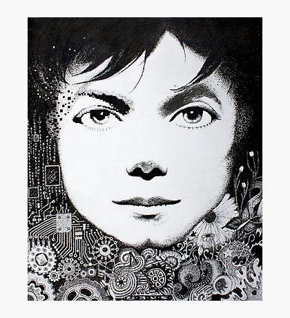 Michael Jackson Impression photo