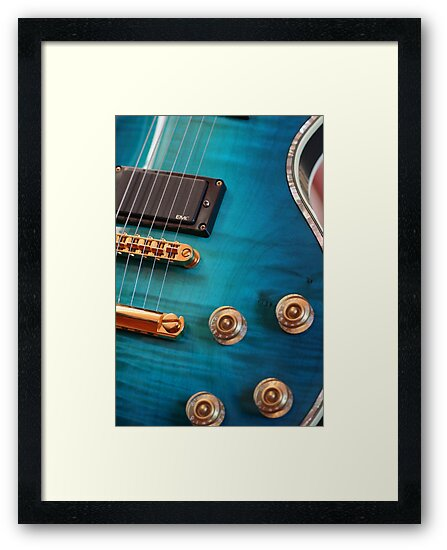 Guitar Blues   by Joy Watson