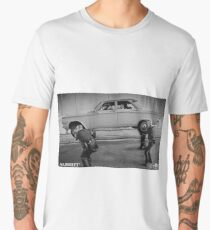 Kendrick Lamar - Alright (Music Video) Men's Premium T-Shirt