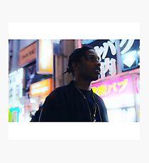 A$AP Rocky - L.$,D Photographic Print