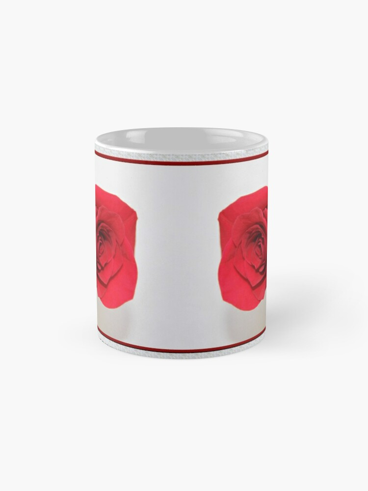 Alternate view of Let Me Call You Sweetheart ~ A Rose Mug