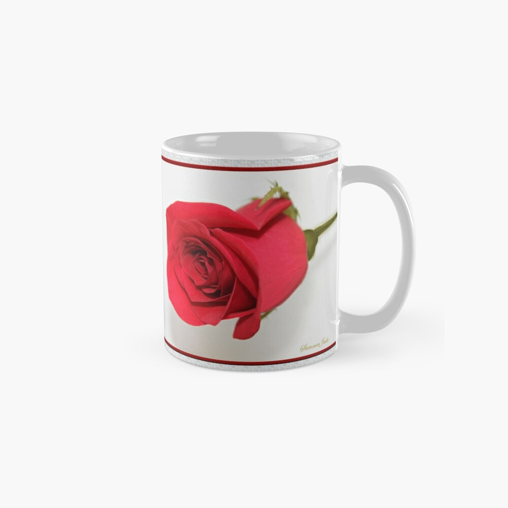 Let Me Call You Sweetheart ~ A Rose Mug