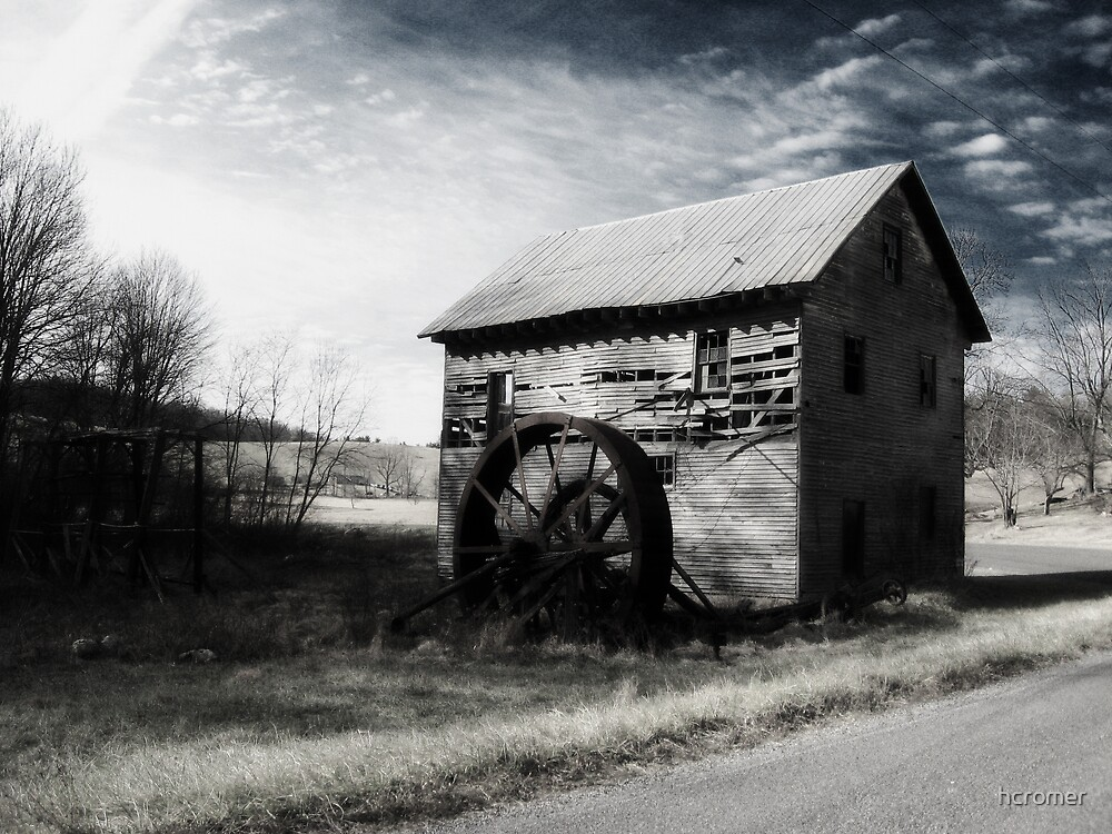 Roberson Mill by hcromer