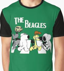 the beagles dog Graphic T-Shirt