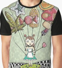 Alice in drugs Graphic T-Shirt