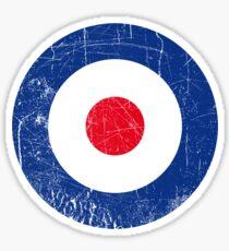 Cocarde RAF UK Sticker