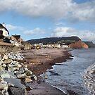 Sidmouth . Devon. by Lilian Marshall