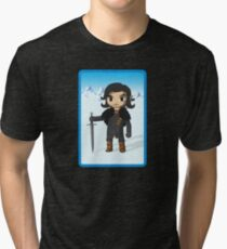 You Know nothing of the Legend Tri-blend T-Shirt