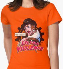 Clockwork Racer Women's Fitted T-Shirt