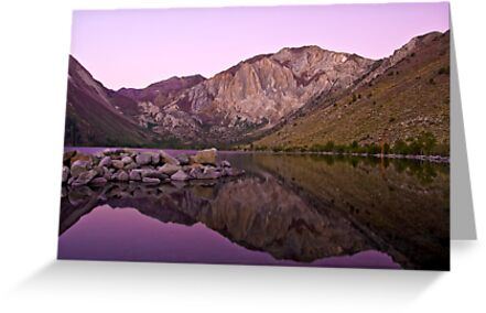 Before Dawn, Convict Lake by Justin Mair