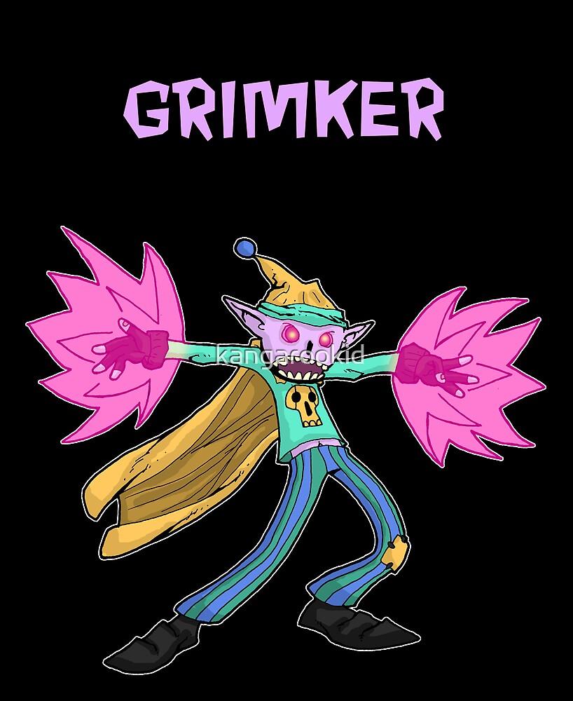 grimker 2... by kangarookid