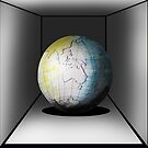 Globe in a box - seriously! by David Fraser
