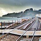 Dawlish Railway Rebuilt. by Lilian Marshall