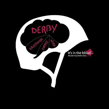 Derby Brain by MCRollerGirls