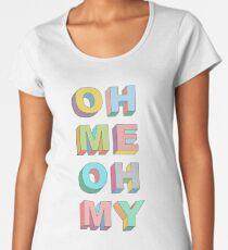 Oh, ich Frauen Premium T-Shirts