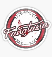Fangtasia Sticker