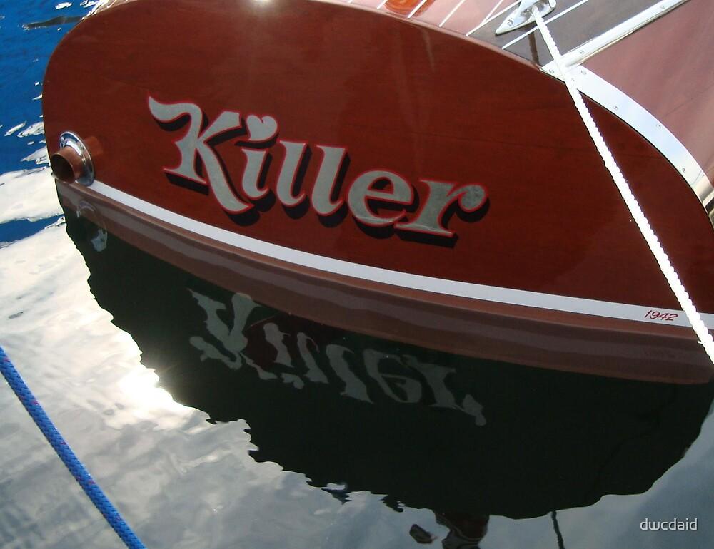Killer by dwcdaid