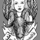 « Je suis cette sorcière » par BonnieRoseBryan