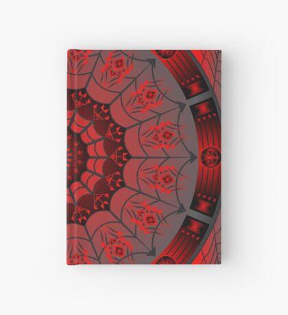 Spider Design (Iktomi) Hardcover Journal