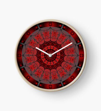 Spider Design (Iktomi) Clock