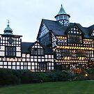 Tudor Hotel and Restaurant, Bunbury Cheshire,  by AnnDixon