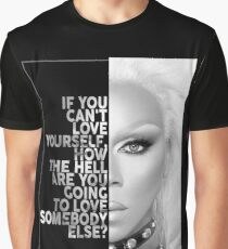 How The Hell Are You Going To Love Somebody Else? Graphic T-Shirt