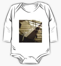 Stair Aesthetic  One Piece - Long Sleeve