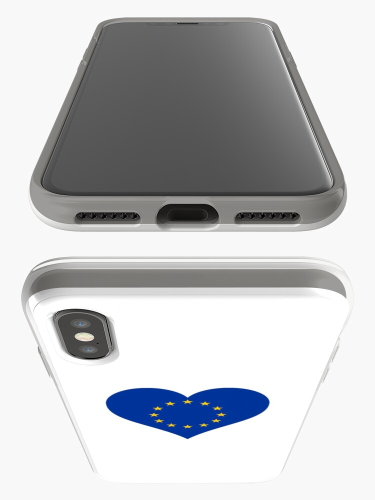 Alternate view of Europe iPhone Case & Cover
