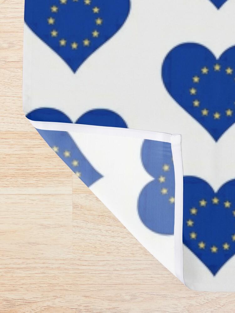 Alternate view of Europe Shower Curtain
