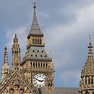 Roof tops of Westminster by Steven Guy