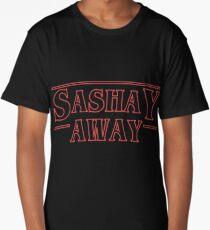 ''Sashay Away'' Stranger Things Long T-Shirt
