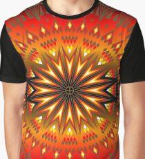 Fire Spirit Graphic T-Shirt