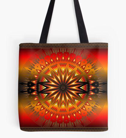 Fire Spirit Tote Bag