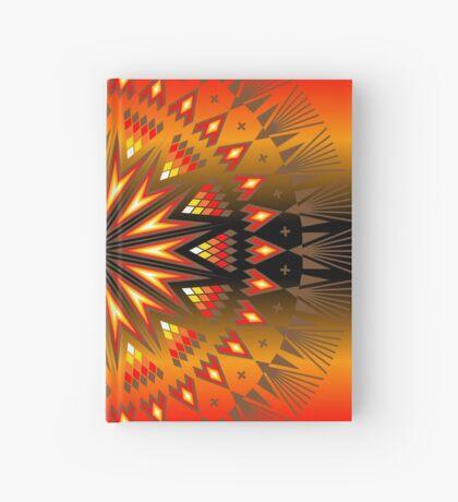 Fire Spirit Hardcover Journal