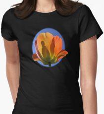 Orange Tulip Against the Sky T-Shirt