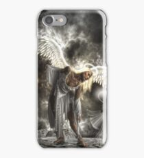 When Angels Fall  (Limited Edition) iPhone Case/Skin