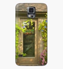 Blossom Garden's Poet's House  Case/Skin for Samsung Galaxy