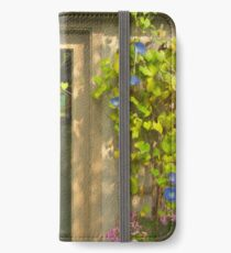 Blossom Garden's Poet's House  iPhone Wallet/Case/Skin