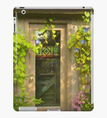 Blossom Garden's Poet's House  iPad Case/Skin