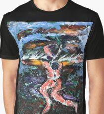 Le rêve d'Icare Graphic T-Shirt