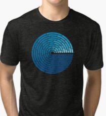 Almighty Ocean Tri-blend T-Shirt