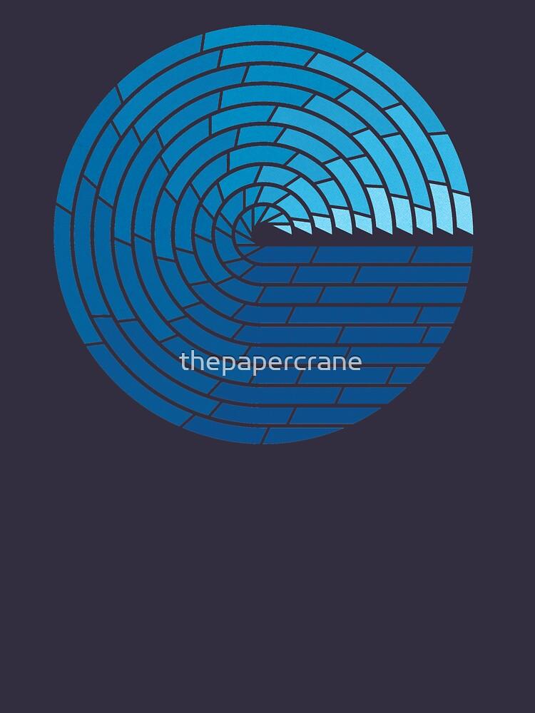 Allmächtiger Ozean von thepapercrane