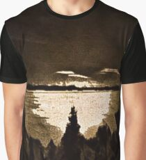 The light and the shadows.  Graphic T-Shirt
