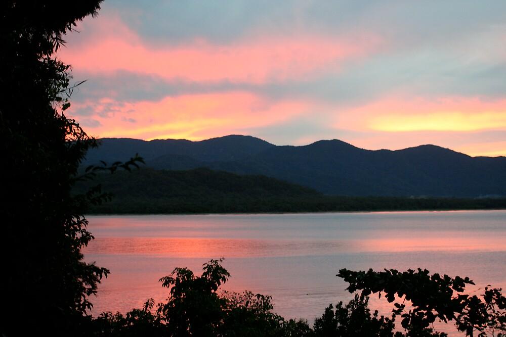 Bloomfield Sunset by VickiM