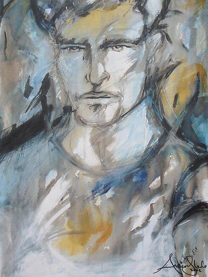 Man  by Anthea  Slade
