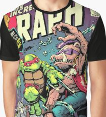Incredible Raph Graphic T-Shirt