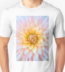 When things are looking down, find something beautiful looking up. T-Shirt