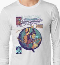 Indy Comics Long Sleeve T-Shirt