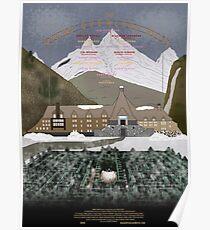 Grand Overlook Hotel Poster