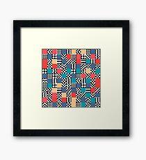 <<Oasis>> Framed Print